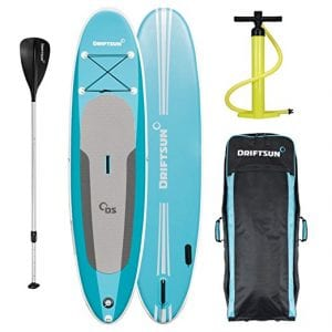 Best Stand Up Paddle Board for Yoga - Driftsun