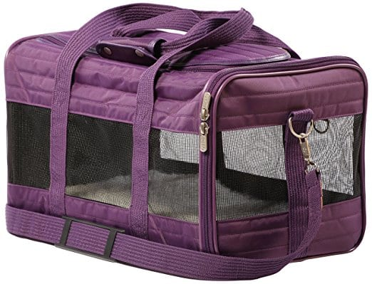 Best Large Cat Carrier for Car Travel - Sherpa