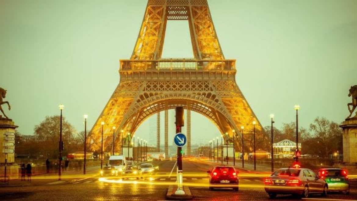 France Two Week Itinerary