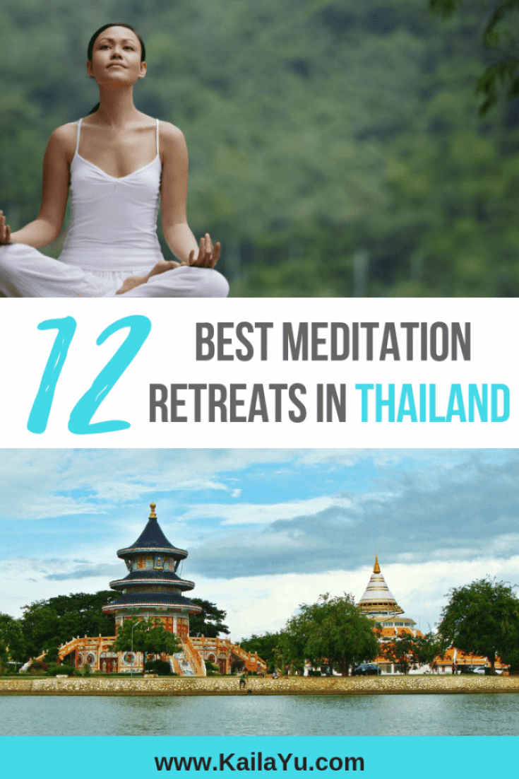 12 Best Meditation Retreats in Thailand