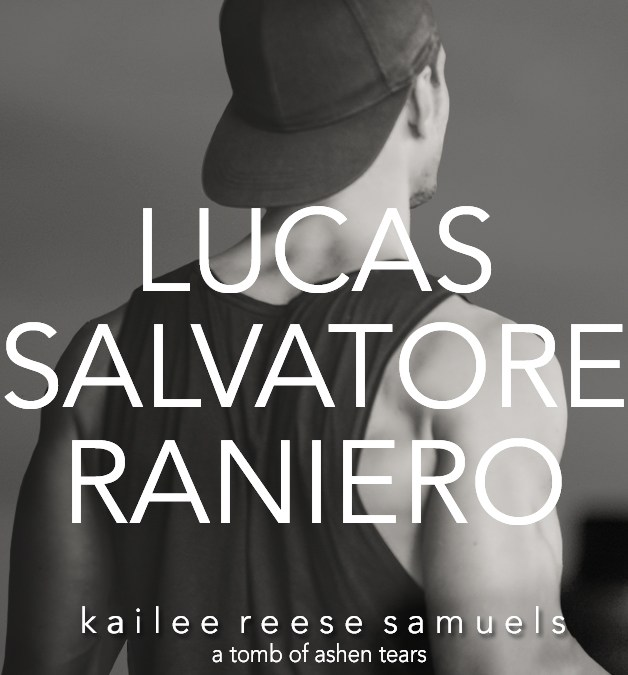 His name is Lucas Salvatore