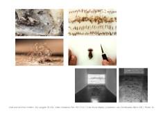 small and common matters. Kai Lossgott. 2015/6. Video, PAL HD 3 min 13 sec, installation view at Schillerpalais, Berlin, DE. Photo: KL