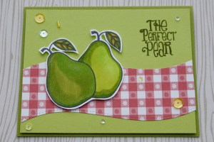 Kailyard Creations - Perfect Pear -front