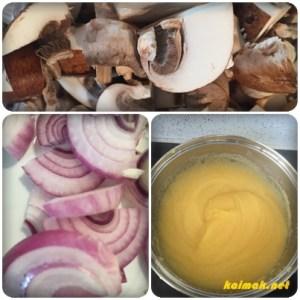 ingredients polenta