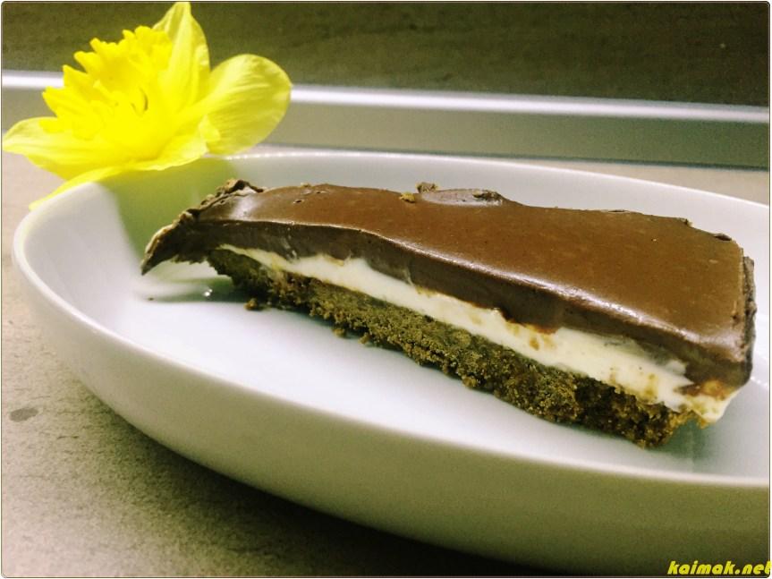 Шоколадов тарт с маскарпоне