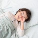 幼児にも枕は必要なの?枕を使い始めるおすすめ時期とは?