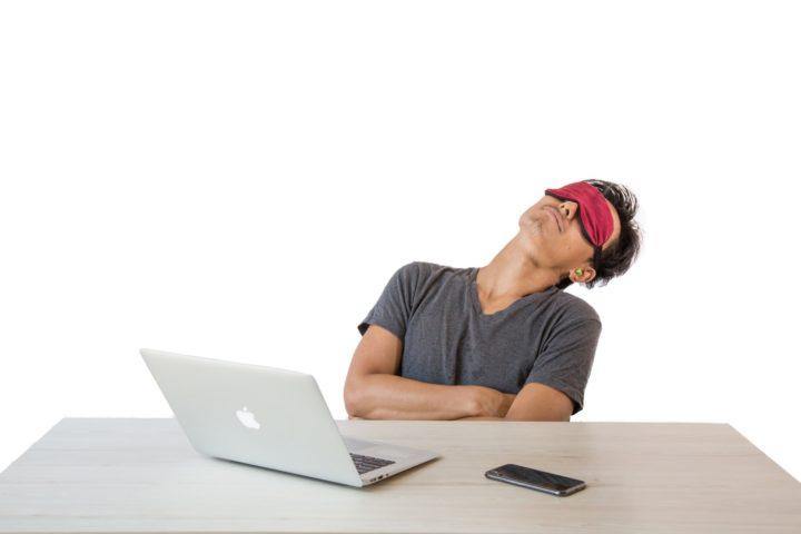 日中に眠気が‼仮眠をとれば乗り切れる⁈おススメの仮眠のとり方は⁉