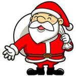 サンタクロースのサインの書き方は?手紙の最後にスペルで書くと良い!