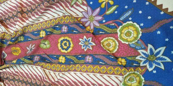 Produsen Kain Batik Banten