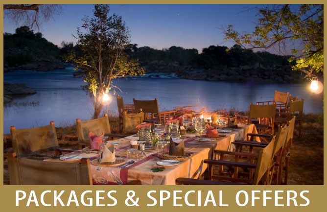 Packages and special offers