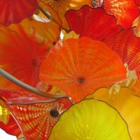 Chihuly's Exhibit and Thinking About God and Beauty