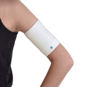 Dia-Band Wonderful White beschermt je sensor