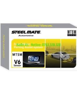 Cảm biến cảnh báo va chạm Steelmate V6 - 6 mắt