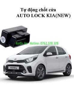 Chốt cửa tự động Auto lock Unlock xe KIA