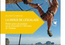 Livre : Gr‰ace de l'escalade - Alexis Loireau