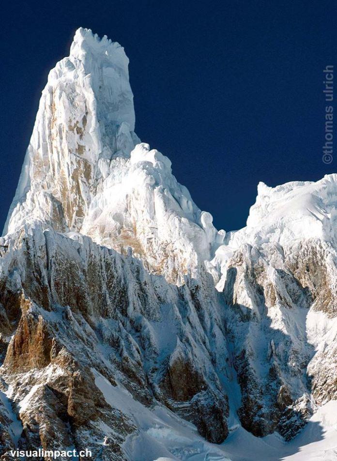 Cerro Torre en hivernal : presque! - Kairn