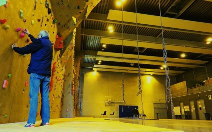Beauvais Va T Il Perdre Son Mur D Escalade Kairn