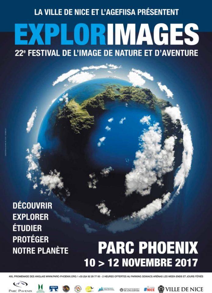 Affiche Festival ExplorImages 2017