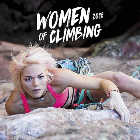 Woman Of Climbing 2018