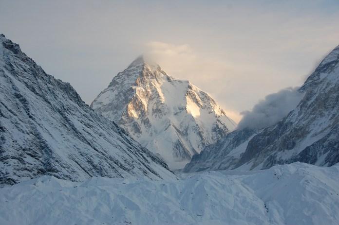 Le K2 en hiver