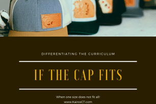 Differentiation – If the cap fits!