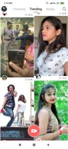 Live video apps detail in hindi, Vmate