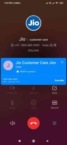 jio puk code helpline number