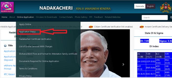 कर्नाटक जाति प्रमाण पत्र