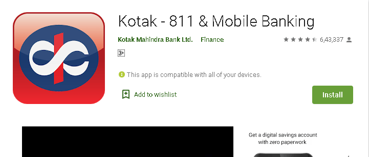 Kotak 811 Savings Account Kya Hai