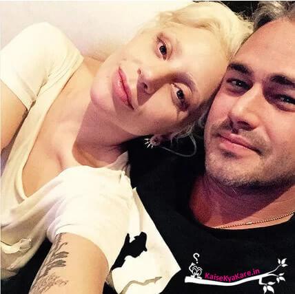 बिना मेकअप के Lady Gaga