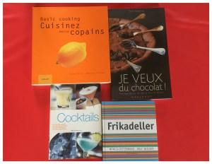 Kogebøger til unge