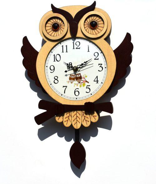 ka035 scaled - AK19KA0428 OWL CLOCK