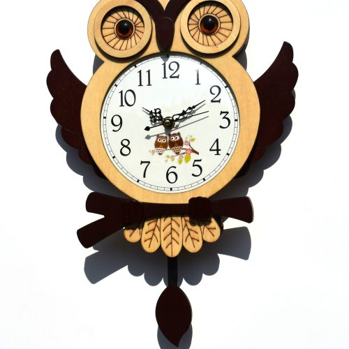 ka035 scaled - AK19KA0428 OWL CLOCK