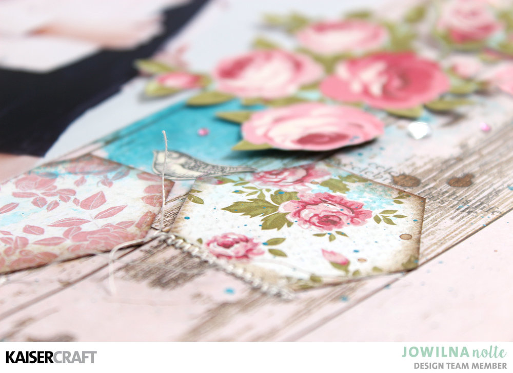 How Lovely are you Layout by Jowilna Nolte