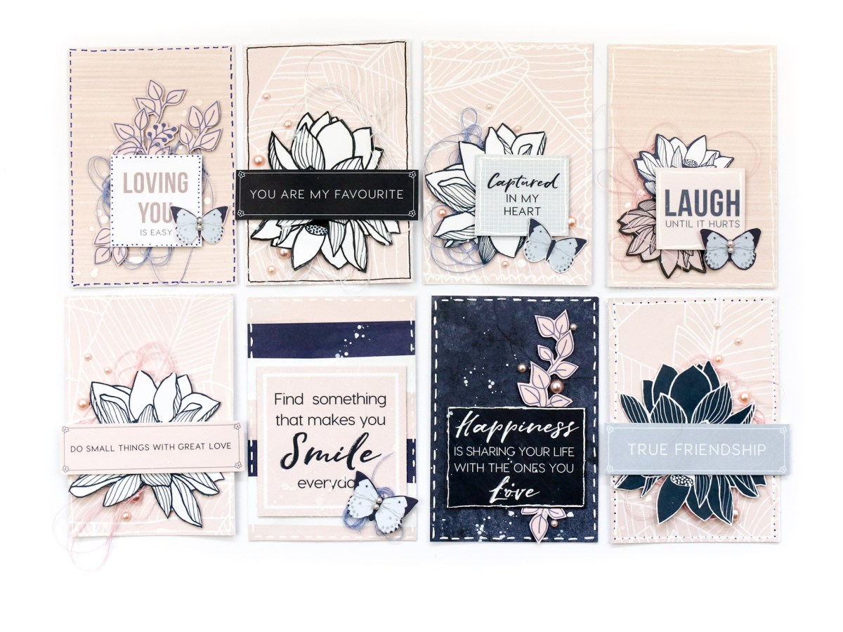 Breathe Card Set with Terhi
