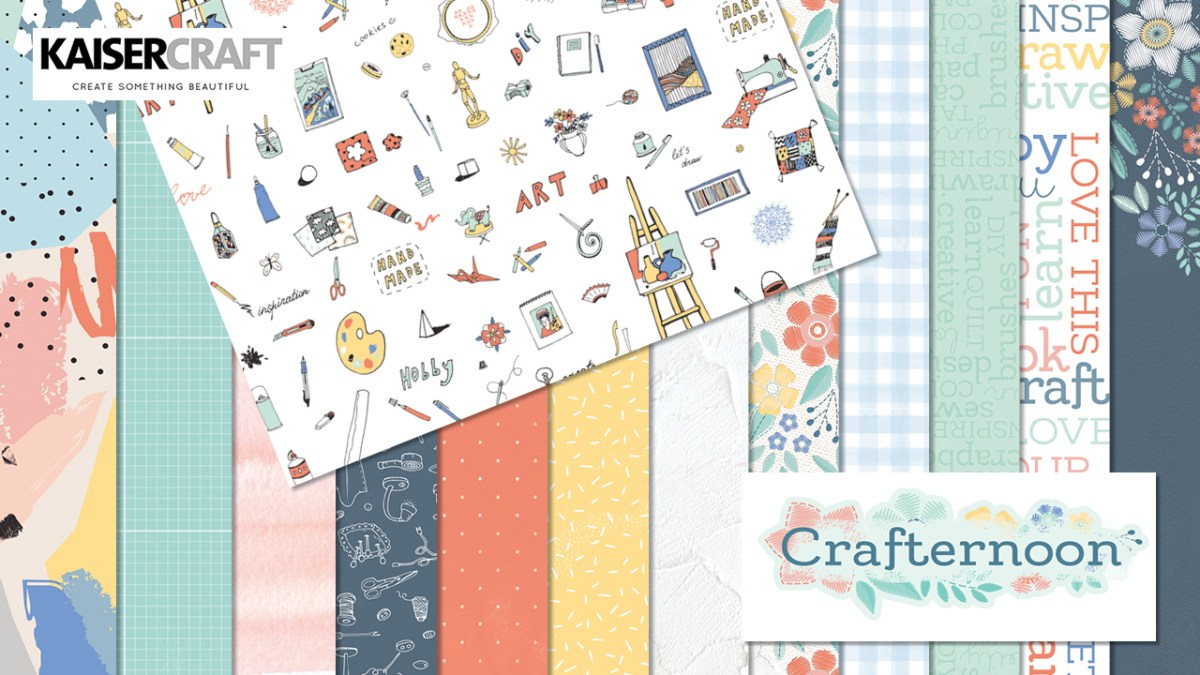 Crafternoon Collection and Coordinating Products
