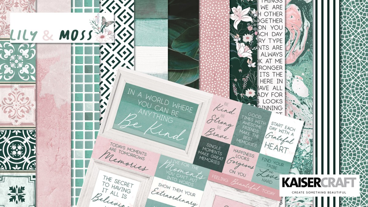 Lily & Moss Collection and Coordinating Products