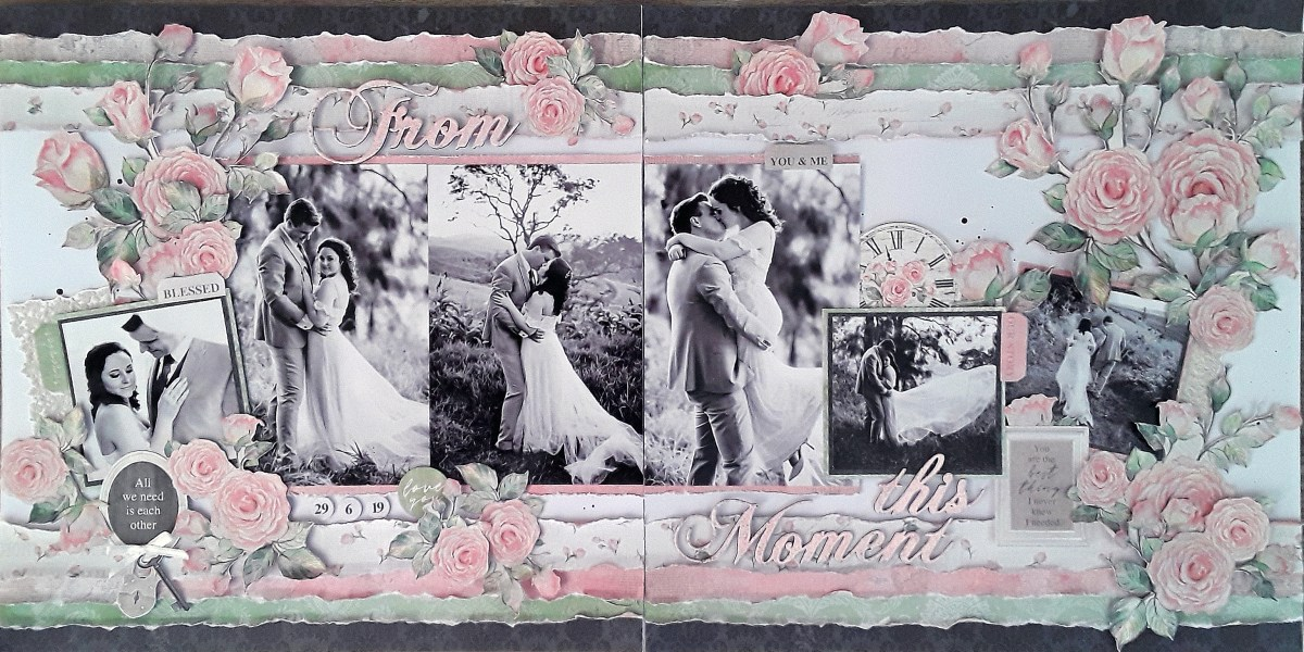 Guest DT – Annemarie Caister Lady Like Double Layout