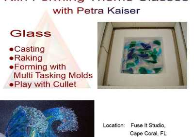 Saturday Theme Classes @ the Fuse It Studio