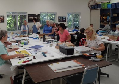 Weekly Classes at BIG ARTS on Sanibel FL