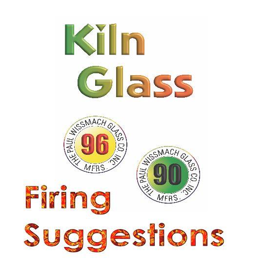 Kiln Glass Firing Suggestions – Free E-Book!