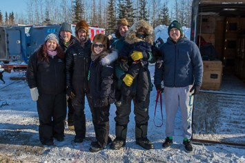 The Fairbanks Pit Crew