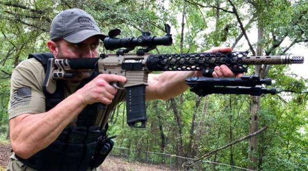 Kaiser Sandman AR-15 Rifle Image 2 Courtesy of AmmoLand