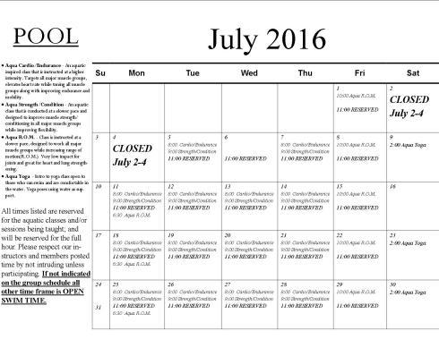 JULY Aqua '16