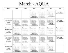 March '17 -Aqua