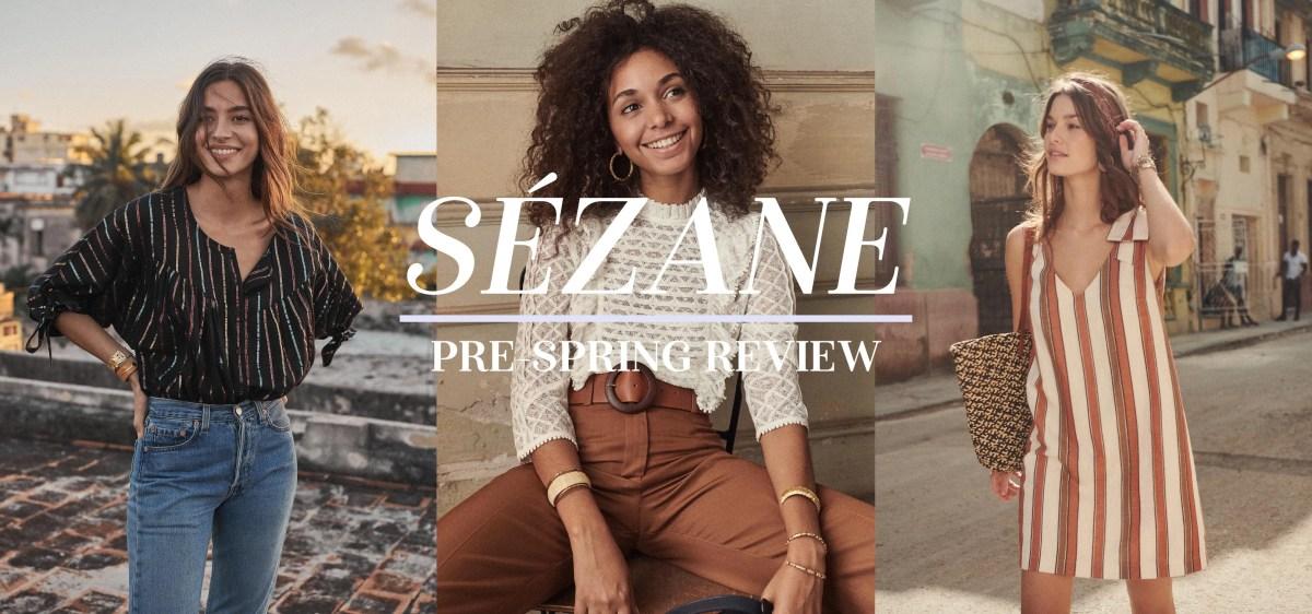 d5d7ca7f0284bb Review & Picks! Sézane's Pretty Pre-Spring Collection   Kait Bos