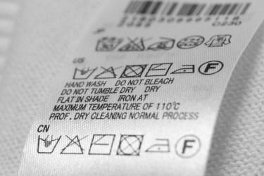 洗濯物にドライマークがあるときの洗剤選びと洗濯方法・注意点