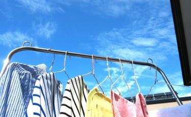 洗濯物の臭い・干しっぱなしの部屋干しで衣類が臭う原因と対処法