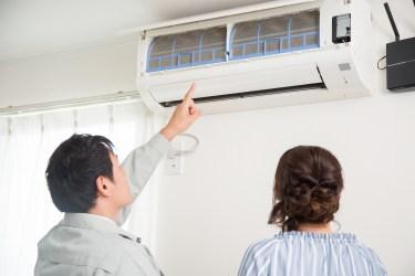 洗濯物の部屋干しはエアコンが便利!早く乾かすアイデアと裏技