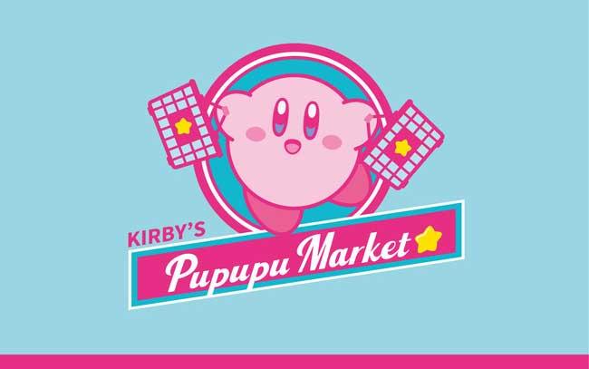 KIRBY'S PUPUPU MARKET 原宿店